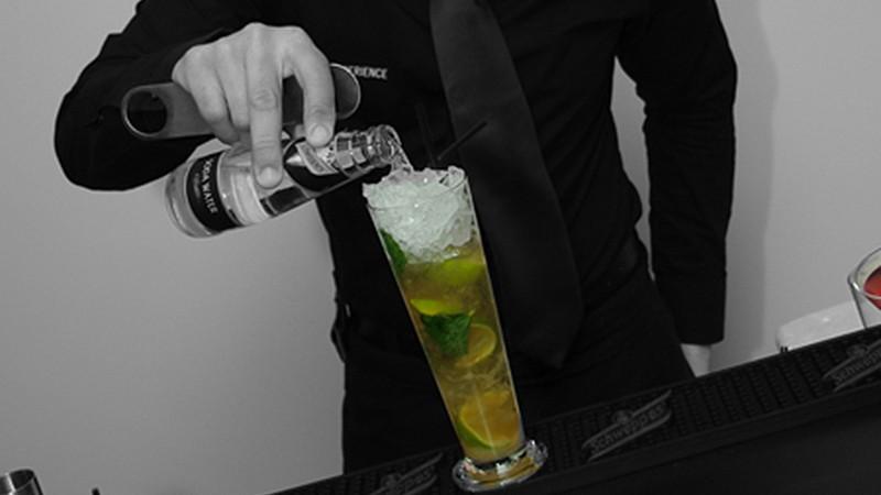 cocktail maken