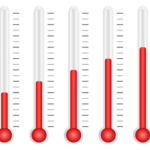 Wat doe je aan naar je werk wanneer de temperaturen stijgen?
